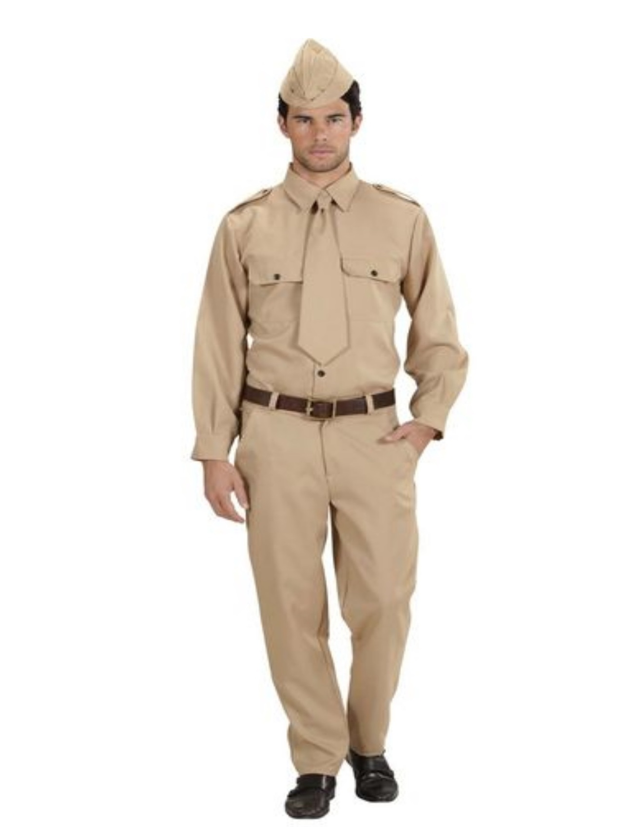 Militaire homme 50