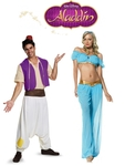 Couple aladdin 2