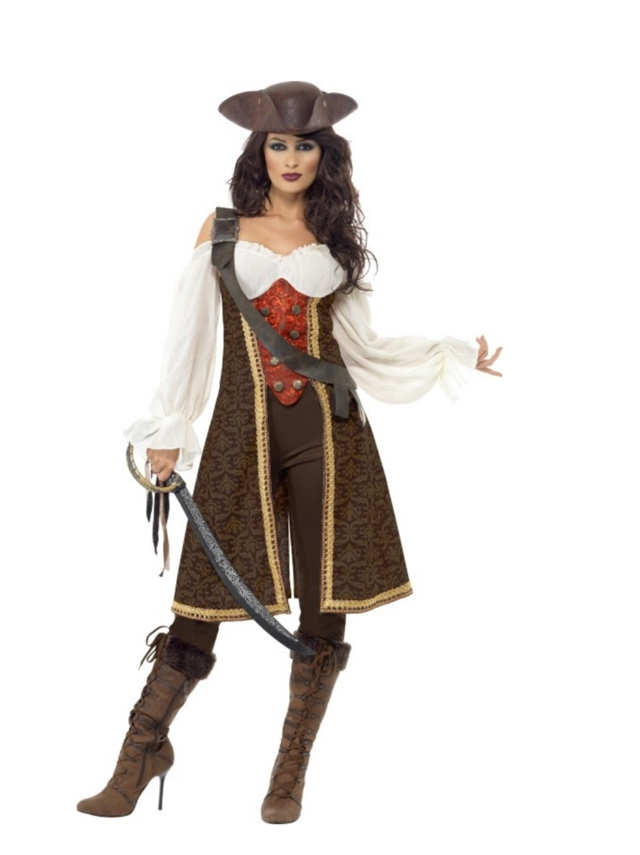 Pirate femme tunique