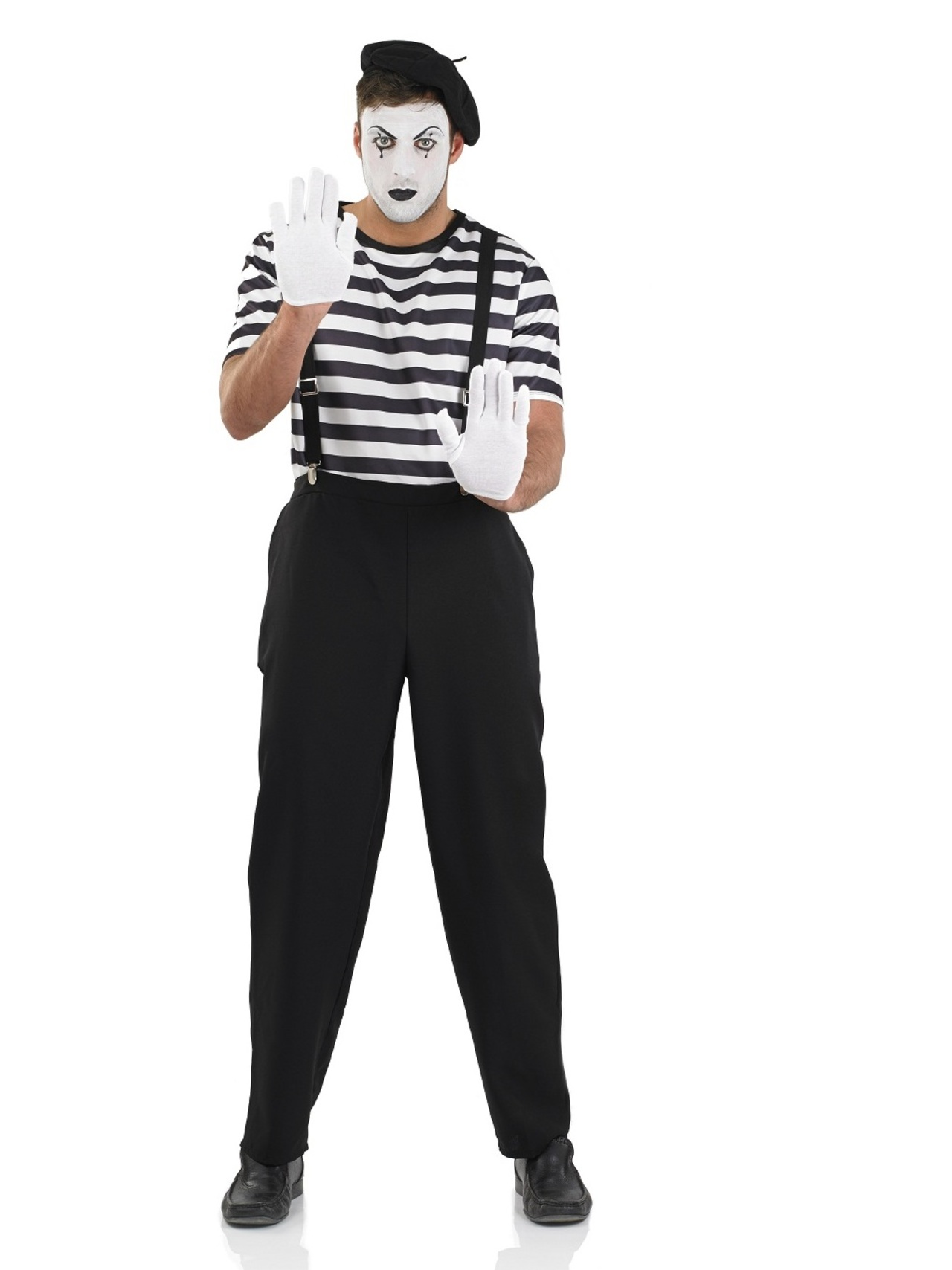 Mime homme