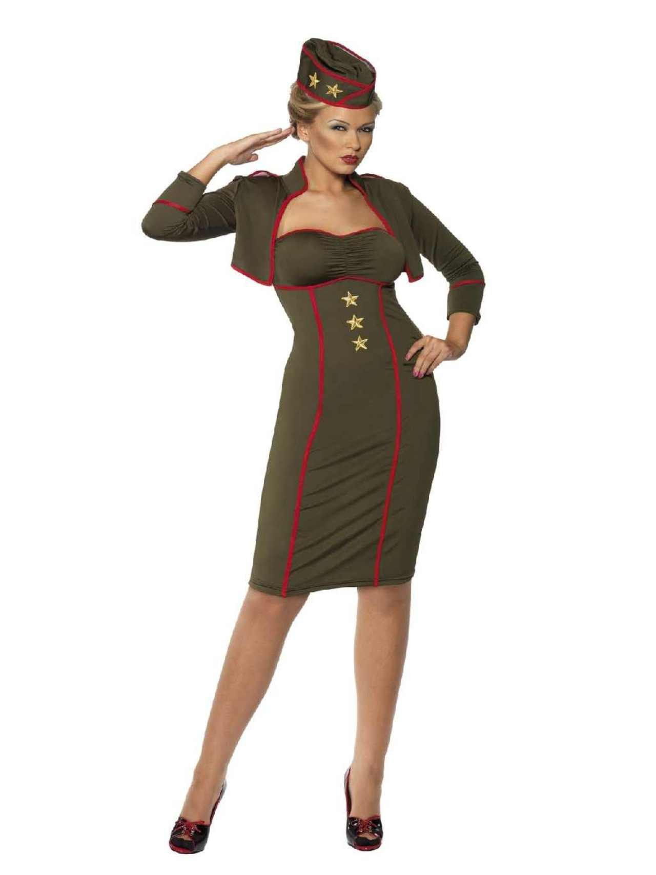 Pin up militaire 0